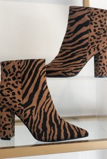 BELLFLOWER Tiger Bootie