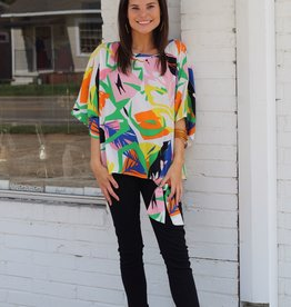 ABEAUTY BY BNB Tropical Vacation Top