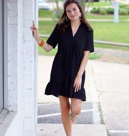 Seine Dress Black