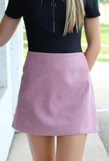 Make A Mauve Skirt