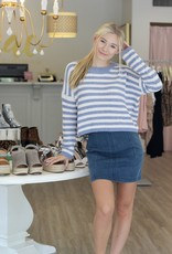 Ione Stripe Sweater