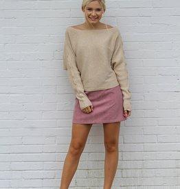 Scarlett Slouch Sweater