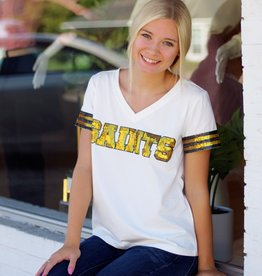 Sparkle City Saints Tee