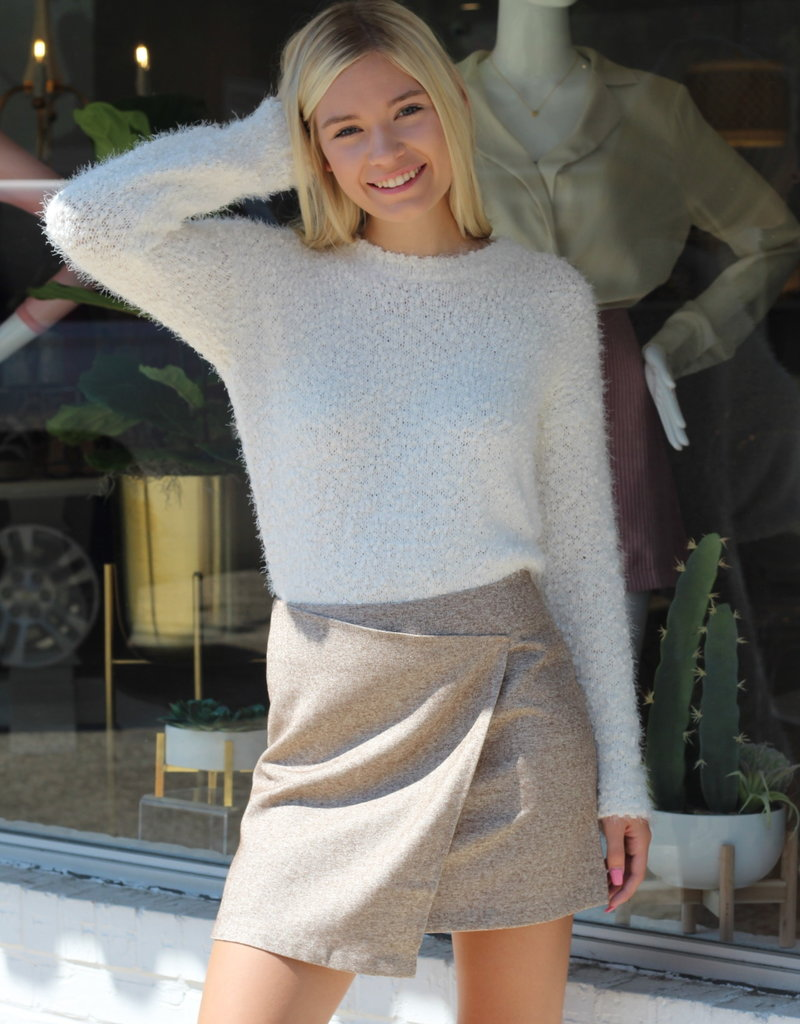 Fireside Sweater Ivory