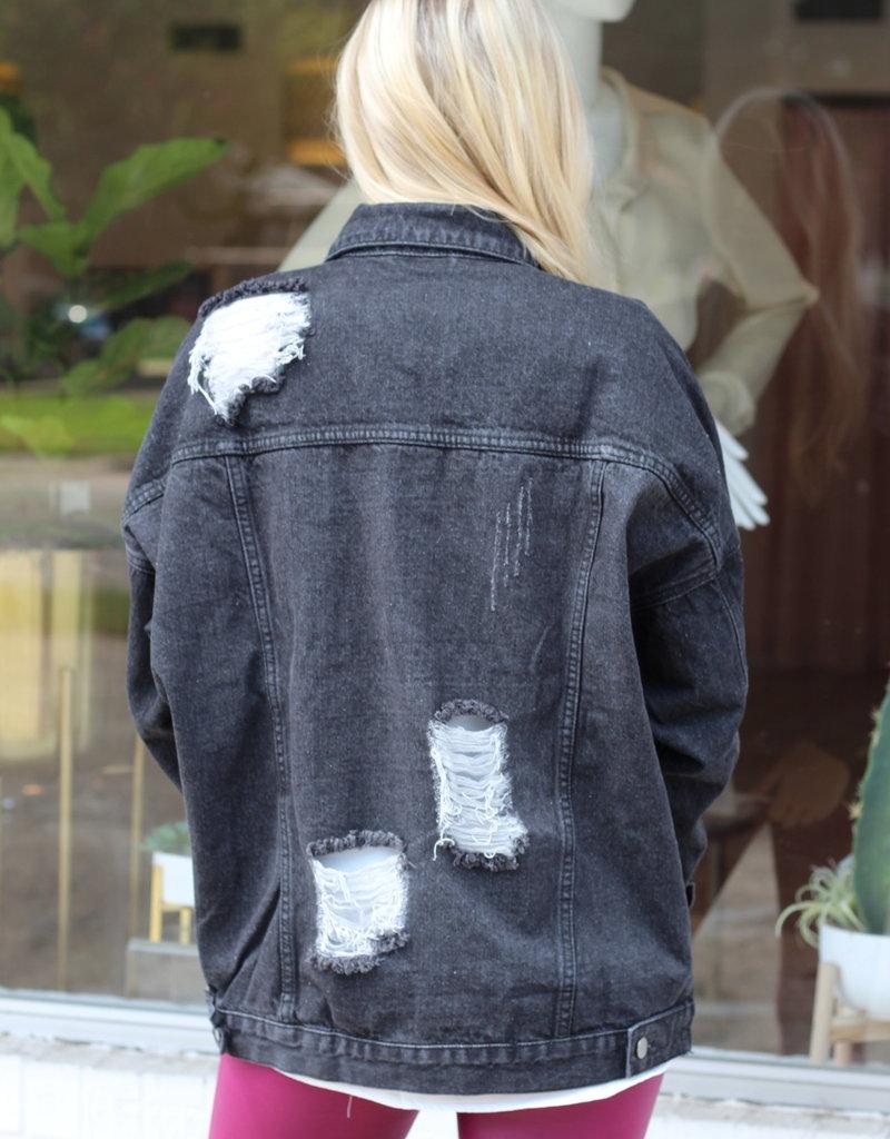Buddy Love Heidi Denim Jacket