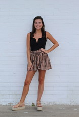 Earn Your Stripes Shorts