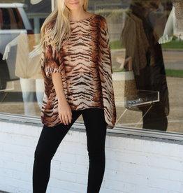 Adele Tiger Top