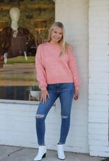 Mink Pink Vira Knit Sweater