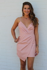 Blue Blush Sweet But Sassy Dress