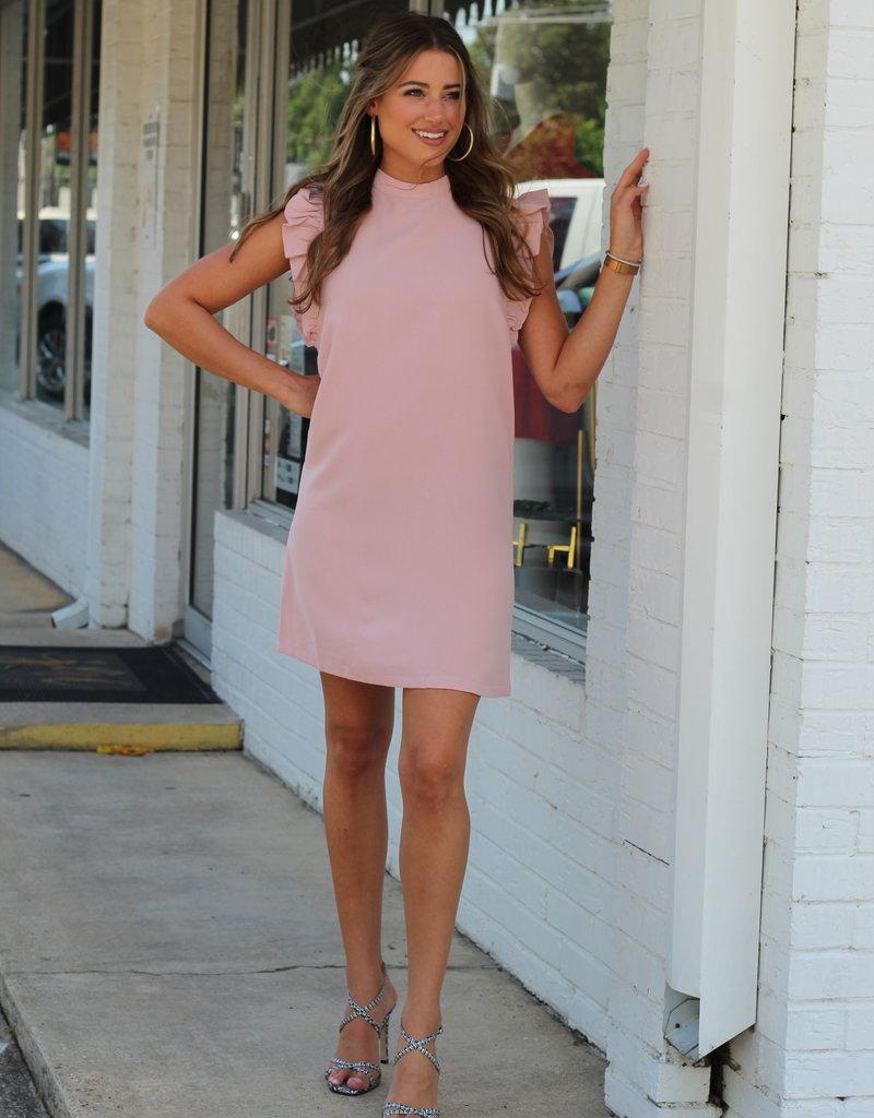 Pink Lady Dress