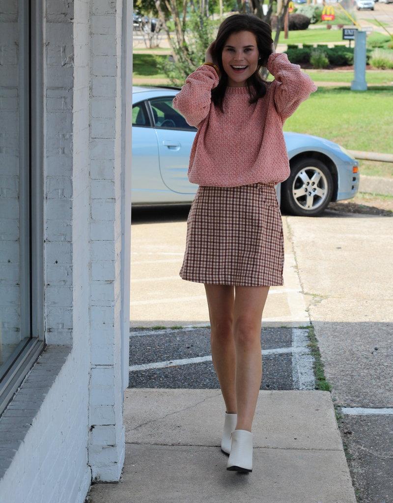 Peach Billini Sweater