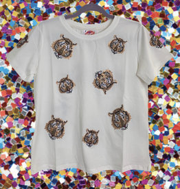 Sparkle City Sparkle City Tiger Takeover Tee