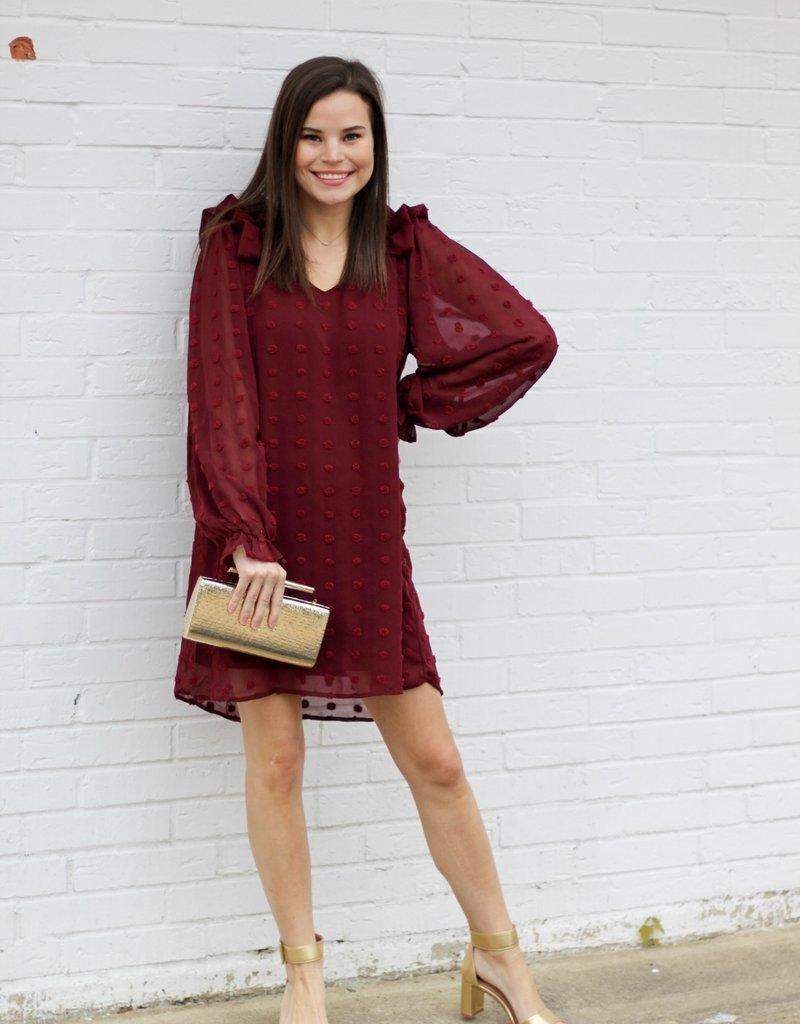 Holly Days Dress