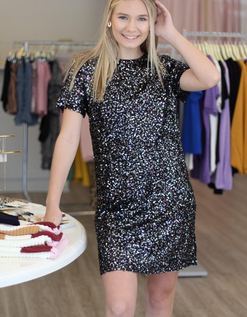 City Girl Mini Dress