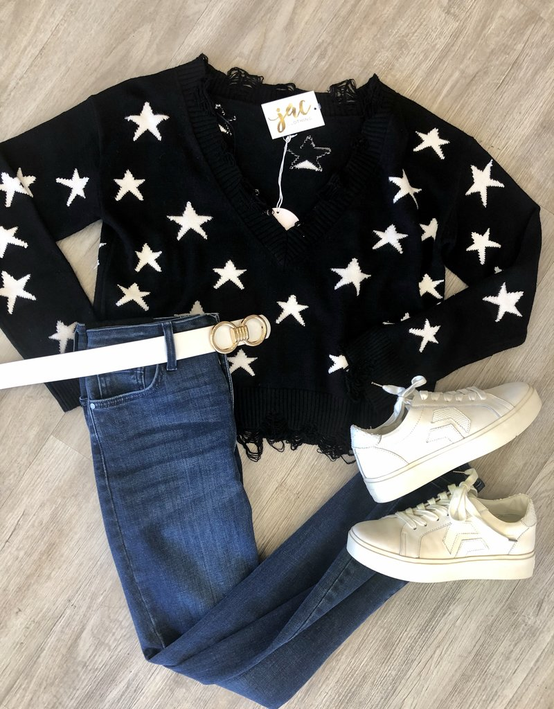 Oh My Stars! Sweater
