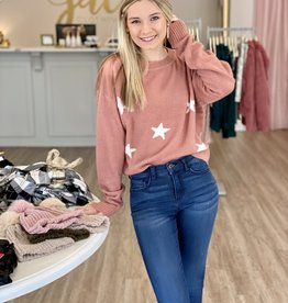 le lis Starry Eyed Sweater