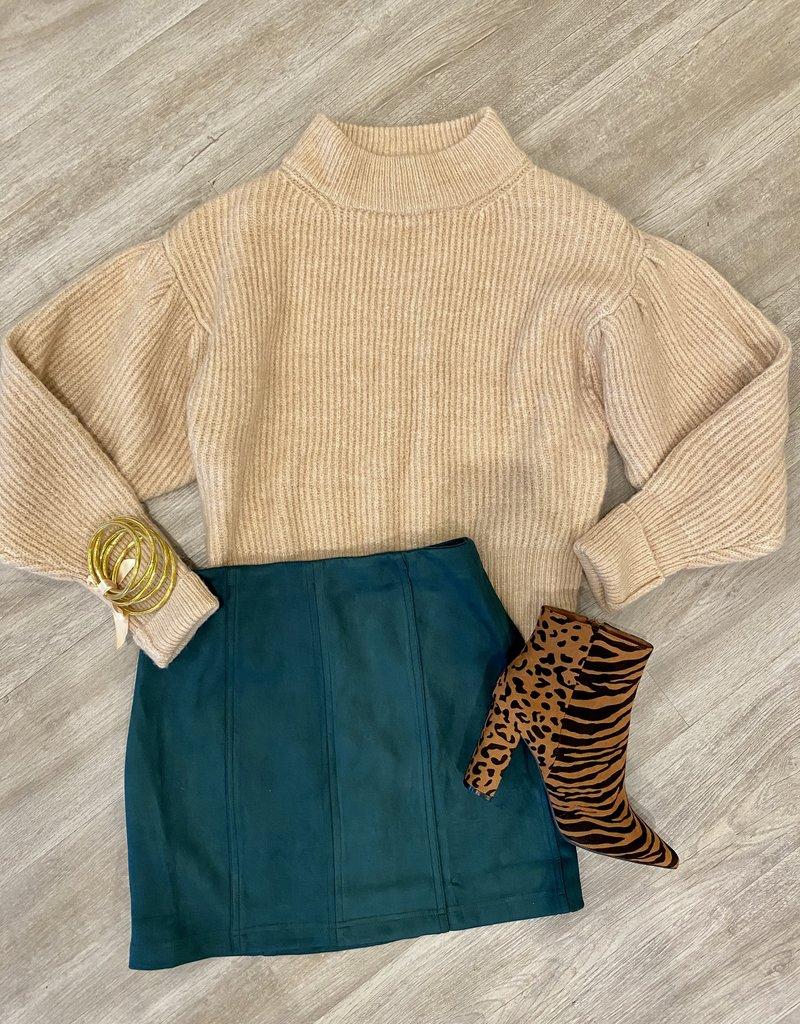 Ready To Go Skirt