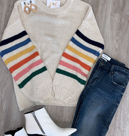 and the why Amelia Sweater