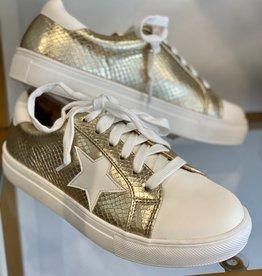 DALE Star Sneaker Gold