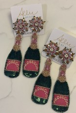 allie beads Allie Beads Prosecco Earring