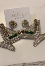 allie beads Allie Beads Martini Time Earring