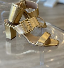 Chinese Laundry Chinese Laundry Yippy Metallic Gold Heel