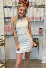 Yes I Love Dress White