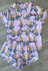 Buddy Love Buddy Love Aurora Jungle Cat Pajama Set