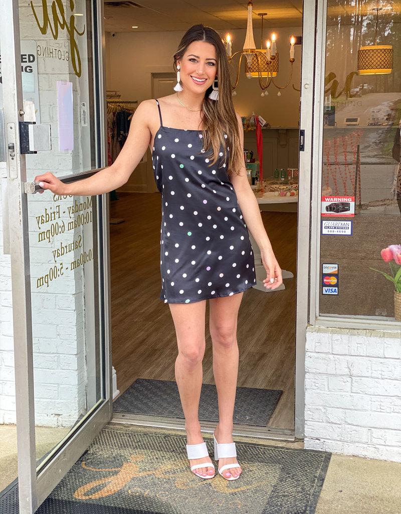 charlie holiday Jeanne Mini Dress