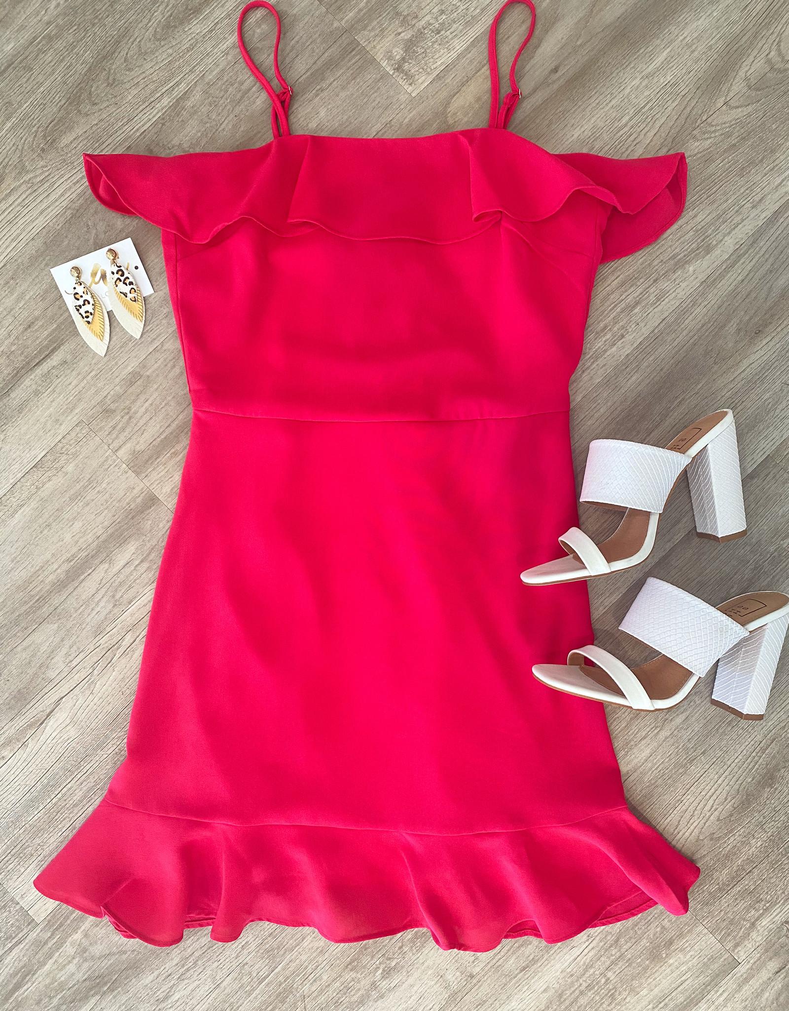 Perfectly Cherry Dress