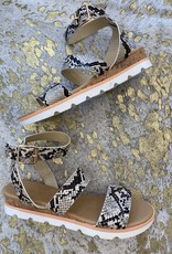 Bamboo Hotspot Sandal