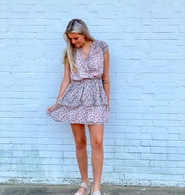 current air Ditsy Floral Dress