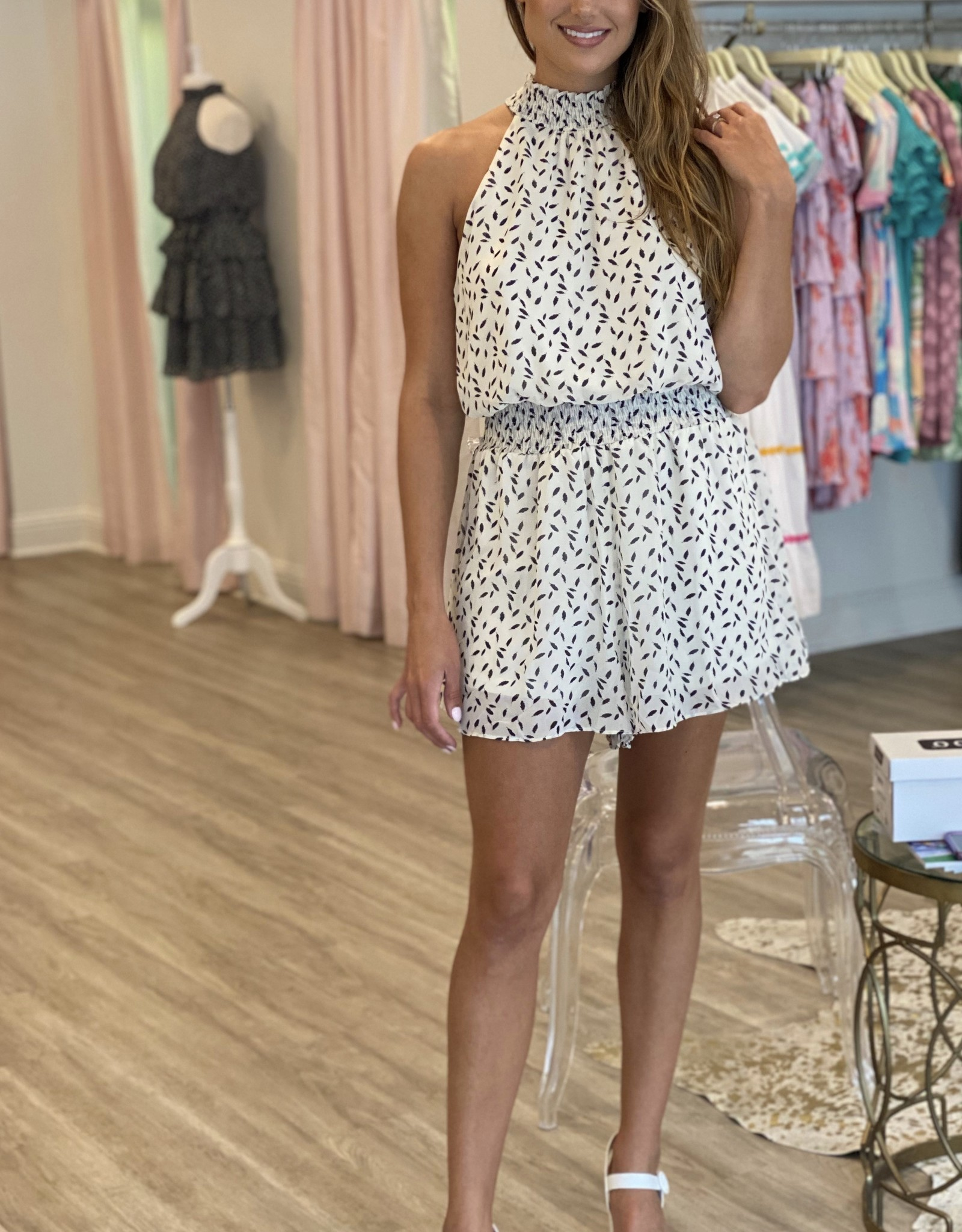 In The City Romper