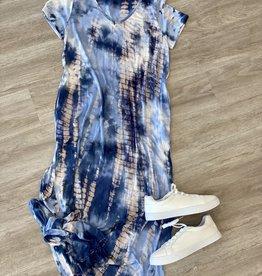 Jones Tie Dye Maxi