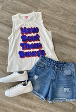Sparkle City La Tech Slogan Tank