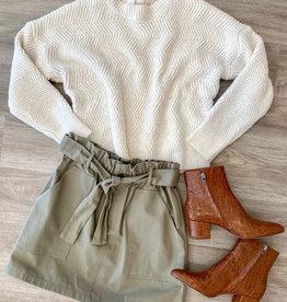 Lost + Wander Feeling Fancy Sweater