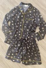 trend notes Galaxy Pajama Set