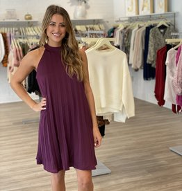 Plum Story Dress