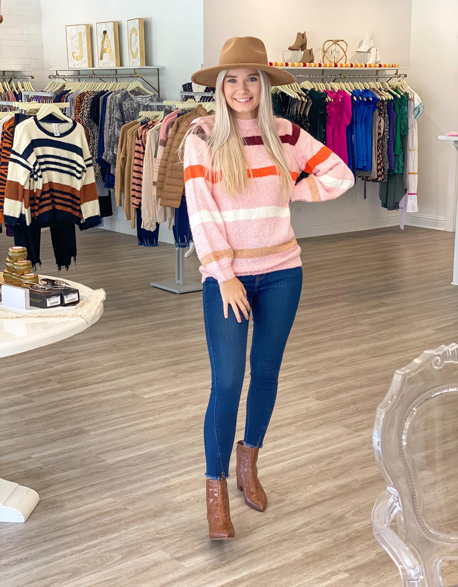 Madison The Crew Sweater