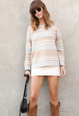 lumiere Brunch Date Sweater