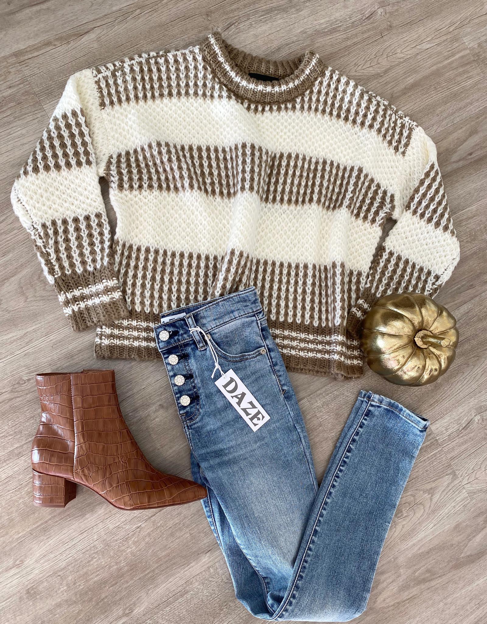 Mink Pink Highlands Sweater