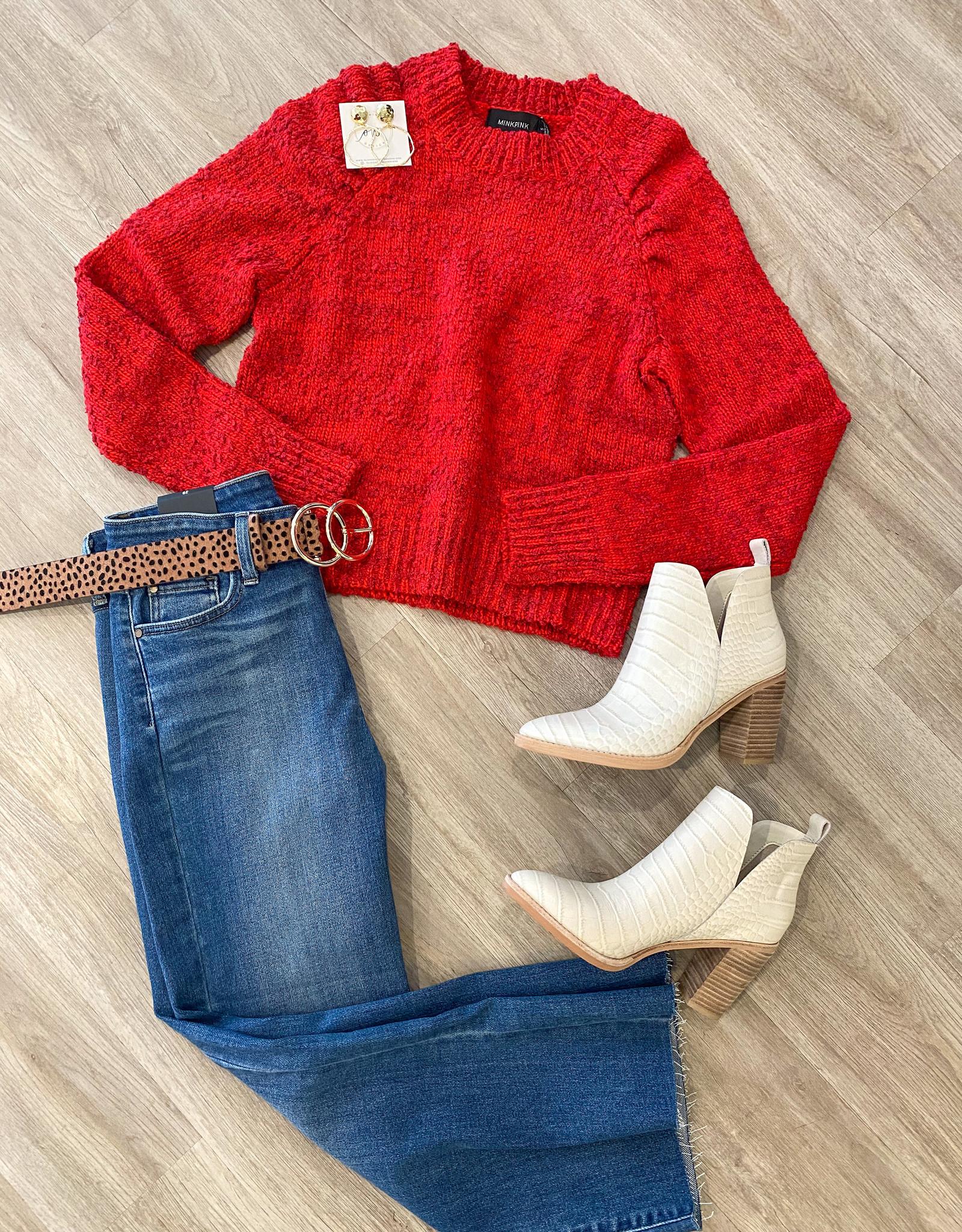 Mink Pink Lucie Sweater