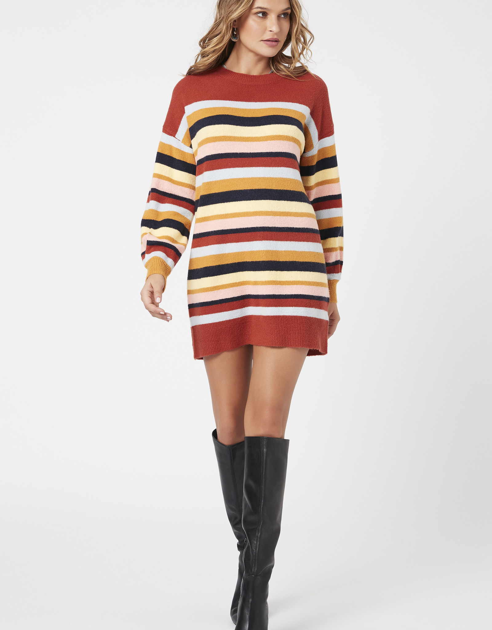 Mink Pink Country Comfort Dress