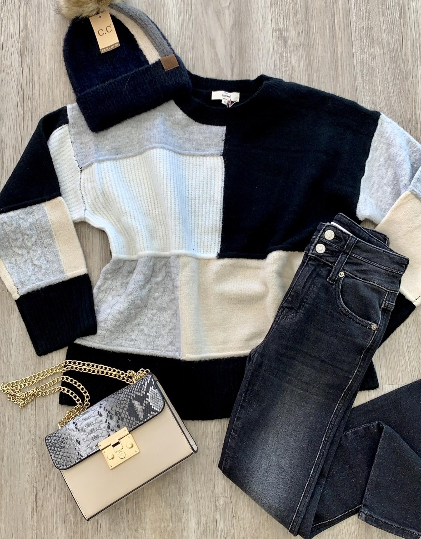 Hang Tight Sweater