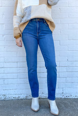 Just Black Catherine Straight Jean