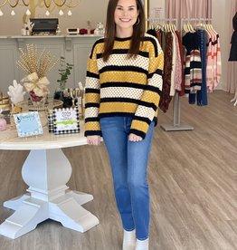 strut & bolt Brees Sweater