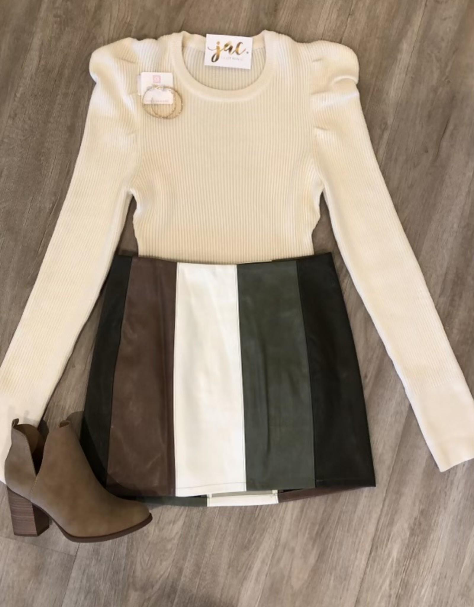 le lis Sage The Day Skirt