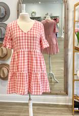 Gingham Girl Dress
