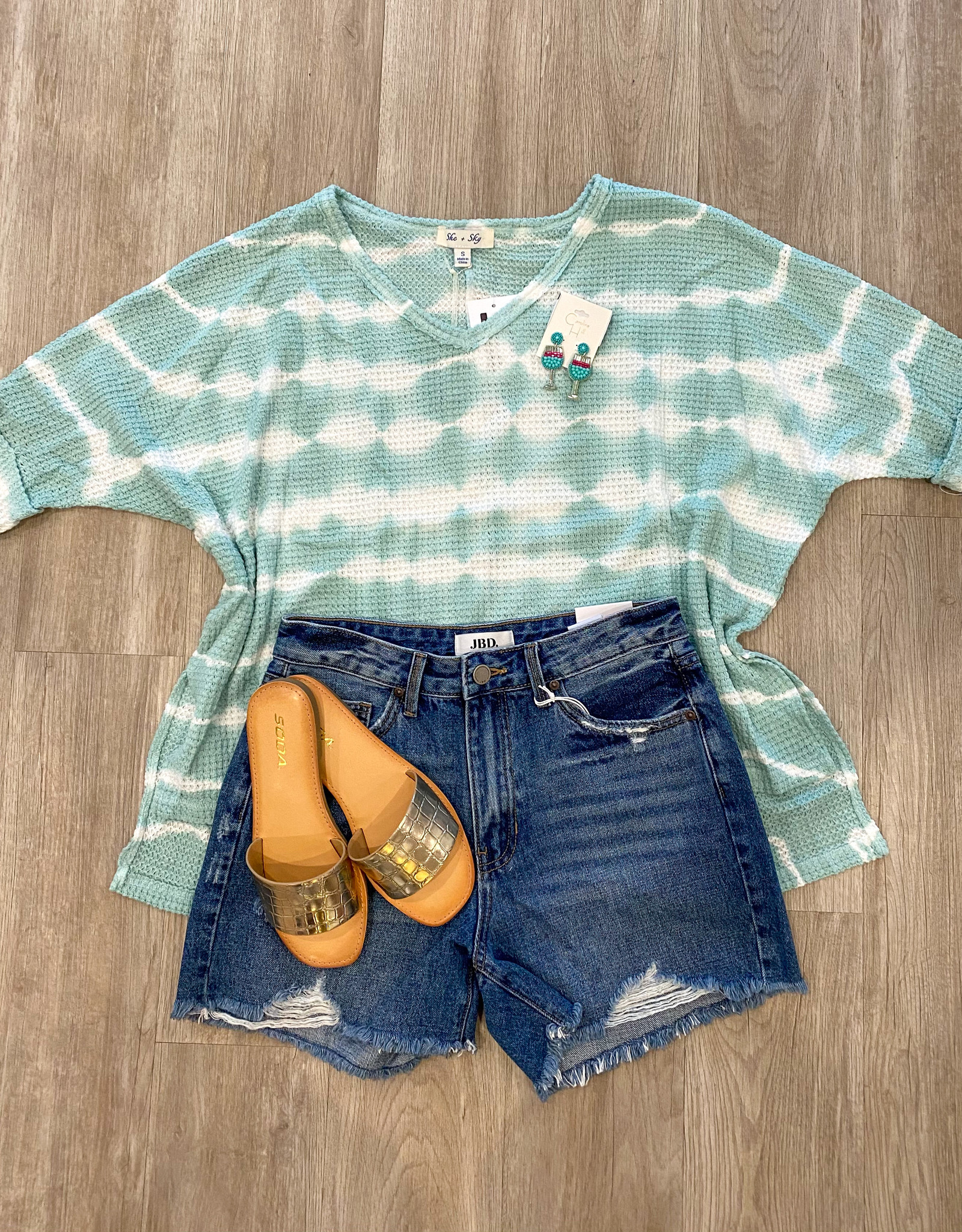 Laid Back Top