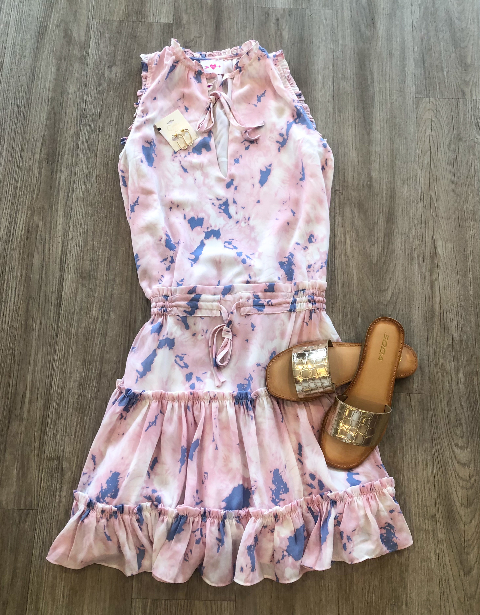 Buddy Love Buddy Love Sage Dress